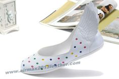 Adidas X Jeremy Scott Wings Ballerina White Color 2013