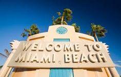 Welcome To Miami South Beach Parka Florida