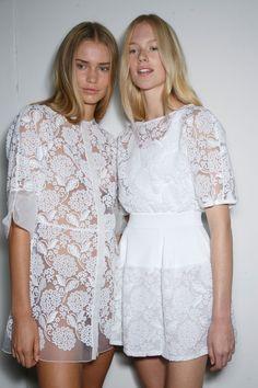 forlikeminded:  Blumarine - Milan Fashion Week - Spring 2015