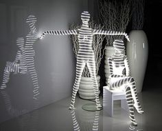 "GENESIS MANNEQUINS, Auetal, Germany, ""Bespoke Glow-in the-Dark Mannequins for…"