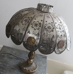 Fireside punched tin lamp three finishes fabulous fixtures fireside punched tin lamp three finishes fabulous fixtures pinterest mozeypictures Images