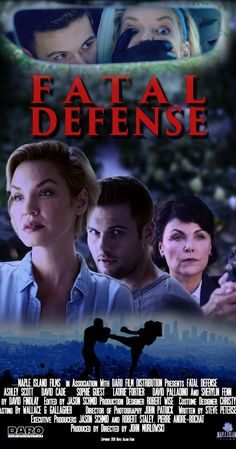"""Directed by John Murlowski.  With Ashley Scott, Laurie Fortier, David Cade, Sophie Guest. A single mother signs up for self-defense classes from a handsome instructor. But he develops a frightening obsession with her and orchestrates an increasing deadly array of """"tests"""" to see if she has truly learned from his lessons. """"Intriguing premise, solid execution and performances makes for an entertaining watch. """""""