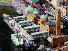 Miniatur Wunderland Landungsbrücken