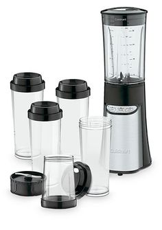Cuisinart 15-Piece Blending & Chopping System CPB300