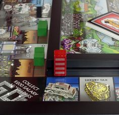 3D Monopoly New York Edition by Charles Fazzino $575
