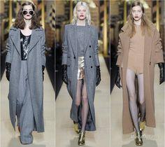 Модные пальто осень-зима 2016-2017