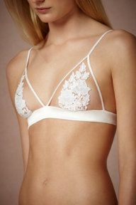 Bridal Lingerie | Shop Wedding Lingerie, Bras & Corsets | BHLDN