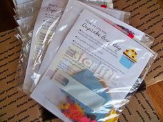 """a list of """"busy bag"""" ideas (things to keep the kids busy) -- site has downloads and instructions."""