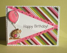 Going To A Party by ladybug91743 - Cards and Paper Crafts at Splitcoaststampers