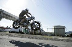 See See Cycles Yamaha SR500