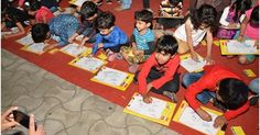 First day at #Playgroup #school in #Nagpur will probably be one of the most memorable days of their life. This is one of the first periods that they will phase outside the bosom of the home of the family members and into the actual life. They may have been trained a lot before but this is also one of the first time they will be provided a session and be given points to understand.