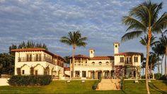 9,312-square-foot estate in Manalapan Florida