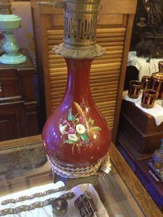 Fransız el işciliği lamba