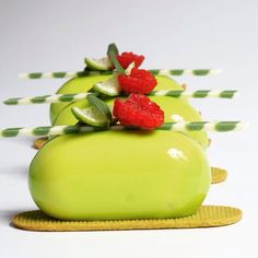 Dulcypas ... not only with desserts creativity know no limits ... also with gifts of love.