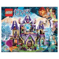 LEGO® Elves Skyra's Mysterious Sky Castle