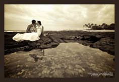 Photo by Toby Hoogs @ Four Seasons Resort Hualalai. Love the photo and pose.