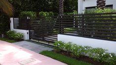 12b.Custom black horizontal aluminum roll gates 12b.Custom black horizontal aluminum roll gates