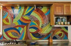 Ilyen csodás falicsempe megoldásokkal a te konyhád is gyönyörű lehet!