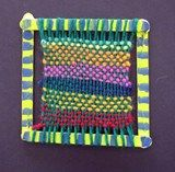 Artsonia Art Exhibit :: Weaving grade 7