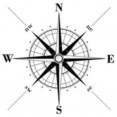 compass rose from 123rf.com. Another possibility