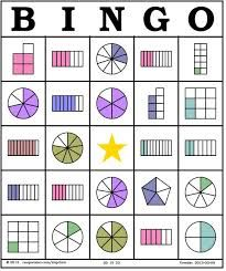 Free Earth Day Color by Code Activities - Mrs. Fraction Bingo, Fraction Activities, Math Resources, Math Games, Math Activities, Fractions Worksheets, School Worksheets, Math Fractions, Math For Kids