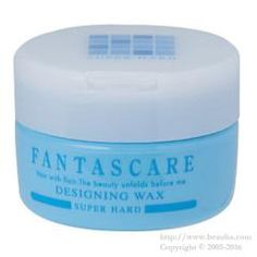 http://www.beauba.com/products/detail.php?product_id=12300 Napla Fantascare Designing Wax Super Hard 120g. #Styling #Wax  Styles hair while conditioning it with 4 naturally-extracted essences: herbal extract. fish-derived collagen / conchiolin and silk protein. Keeps style for a long time. Holds movements in hair ends and hair tufts with hard setting power without...