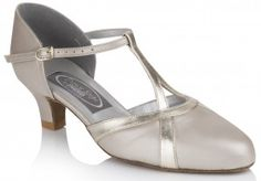 Freed Dance Steps NANCY Ladies Ballroom Shoe | Strictly Ballroom Shoes | For the Latest in Online Ballroom Shoes
