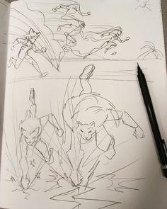 "https://flic.kr/p/VsFTMW | #Cat People Sample Comic 8.5 X 11"" | Blog entry."