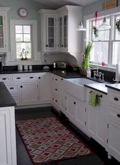 Nice 70 Modern Farmhouse Kitchen Sink Decor Ideas https://wholiving.com/70-modern-farmhouse-kitchen-sink-decor-ideas