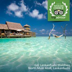 1. Gili Lankanfushi Maldives Lankanfushi, North Male Atoll, Kaafu Atoll