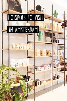 """We love going to new hotspots in Amsterdam. Check out the list on http://www.yourlittleblackbook.me to see which hotspots are a must visit during your trip to this city. Planning a trip to Amsterdam? Check http://www.yourlittleblackbook.me & download """"The Amsterdam City Guide app"""" for Android & iOs with over 550 hotspots: https://itunes.apple.com/us/app/amsterdam-cityguide-yourlbb/id1066913884?mt=8 or https://play.google.com/store/apps/details?id=com.app.r3914JB"""