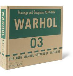 Phaidon - Andy Warhol Catalogue Raisonné, Volume 3