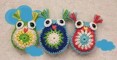 Resultados de la búsqueda de imágenes: crochet imagenes pajaros - : Yahoo Search