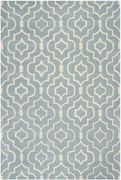 Safavieh Chatham Blue / Ivory Rug & Reviews | Wayfair  818