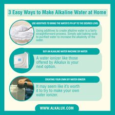 The ionization is a key part of the benefits of alkaline water.  Simply using additives won't give you the same effect.