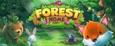 #ForestHome - un divertente (e pacioccoso) #puzzle #game per #iOS e #Android !  http://xantarmob.altervista.org/?p=32665