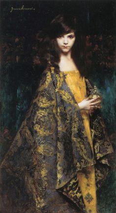 Underpaintings: Random Inspiration: Juana Romani (1869-1924)