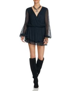 FREE PEOPLE Daliah Mini Dress. #freepeople #cloth #dress