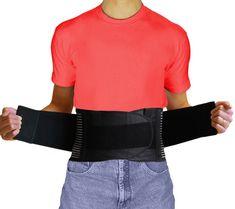 AidBrace Back Brace Support Belt -