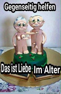 lustiges Bild 'Gegenseitig helfen im Alter.jpg'- Eine von 60146 Dateien in der Kategorie 'Lustiges' auf FUNPOT.