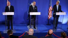 US, UK, France voice plan to boost support for Syrian rebels, oust Assad