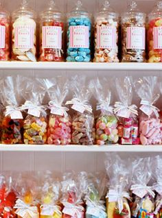 The 11 Sweetest Spots For A Superior Sugar Hit - london Candy Store Display, Boutique Patisserie, Pastel Candy, Candy Brands, Chocolate Shop, London Chocolate, Candy Party, Confectionery, Coffee Shop