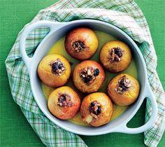 Fyldte, bagte æbler | Mad & Bolig