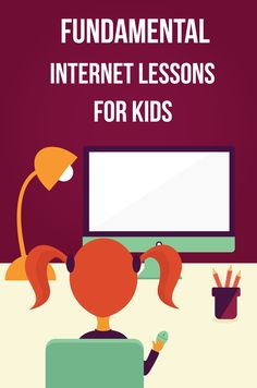 The internet can be dangerous, but it is also a wonderful tool. Here are some great internet lessons you should teach your children.