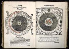 Sebastian Münster, Organum Uranicum, Cologne 1537  from Things that Quicken the Heart: Circles - Mandalas - Radial Symmetry II
