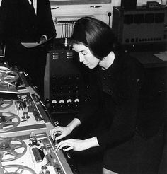 Delia Derbyshire's Dr Who: Feminism in Electronic Music?