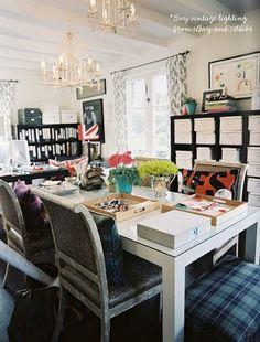 I love Betsy Burnham's design offices! (So lucky that I got to work here.)