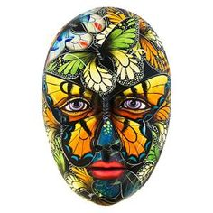 Butterfly Mask #3