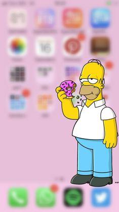 #simpson #homero #wallpapersimpson #lisa #bart Iphone, Bart Simpson, Lisa, Wallpapers, The Simpsons, Wallpaper, Backgrounds