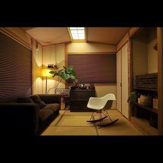 こんなにおしゃれ♡和室を活かしたモダン部屋を作るコツ - Locari(ロカリ)